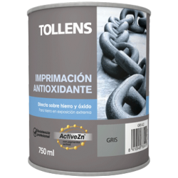 Imprimació antioxidant